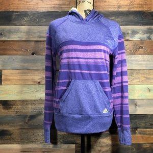 Adidas Medium Hoodie Climawarm Ultimate Purple